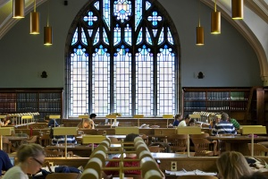 Douglas Library Reading Room